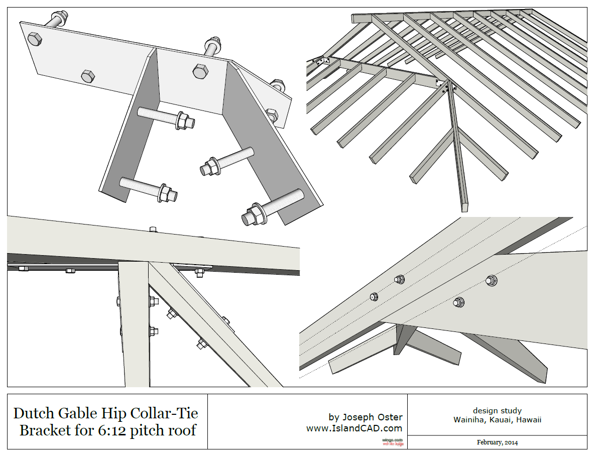 Dutch Hip Roof